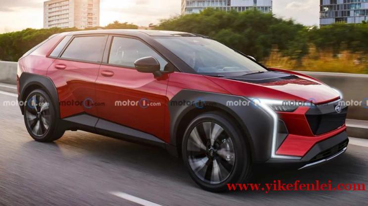 板上钉钉 斯巴鲁与丰田合作推出电动中型SUV